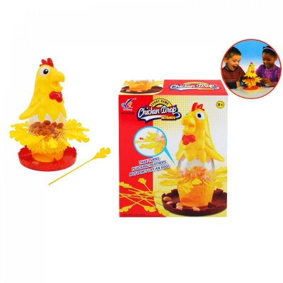 "Занимателна игра ""Снасящо пиле"""