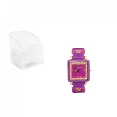Стилен дамски часовник с кутия, COSMOPOLIS