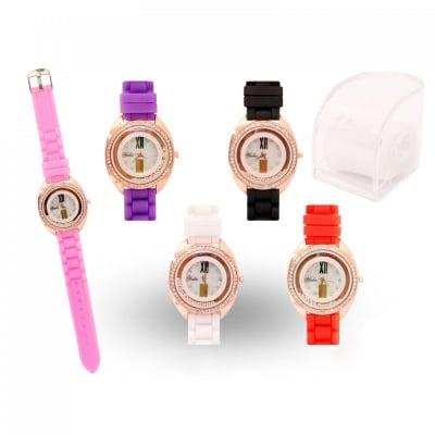 Дамски часовник в разнообразни цветове, COSMOPOLIS