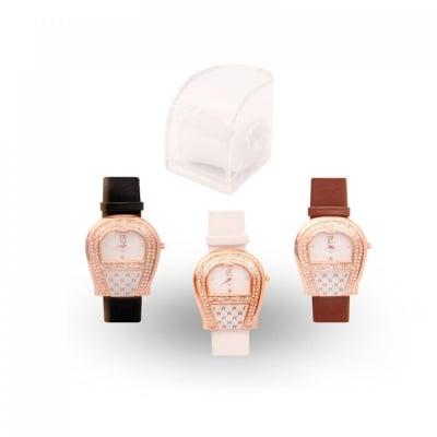 Цветен дамски часовник, COSMOPOLIS