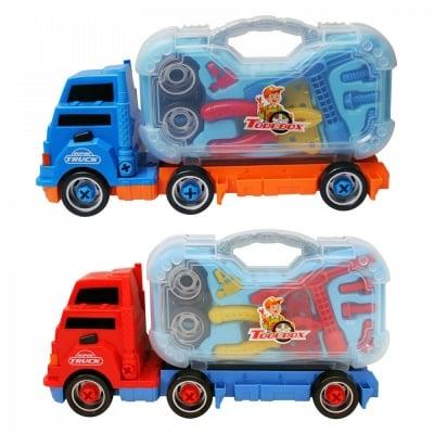 Камион за разглобяване с инструменти, COSMOPOLIS