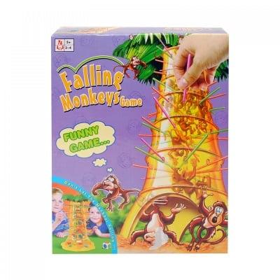 Занимателна игра Дървото на маймунките
