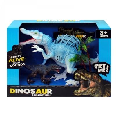 Комплвкт динозаври