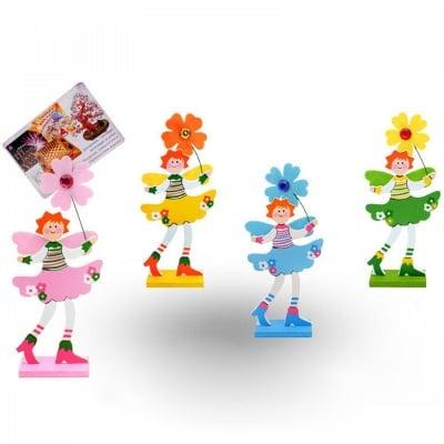 Щипка - момиче с цвете, COSMOPOLIS