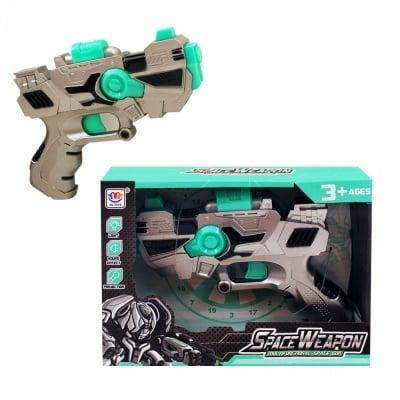 Пистолет с 8 звука и светлинни ефекти