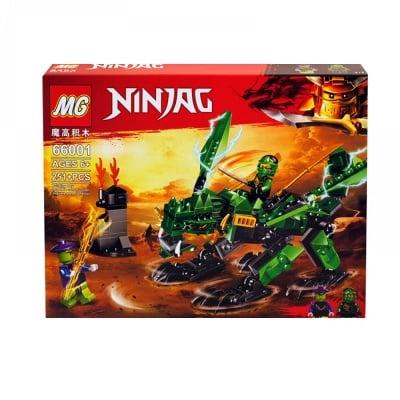 """Конструктор """"NINJAG"""" /251+ елемента/"""