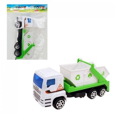 Камион за отпадъци