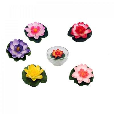 Лилия за декорация - различни цветове, COSMOPOLIS