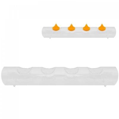 Свещник за 4 чаени свещи