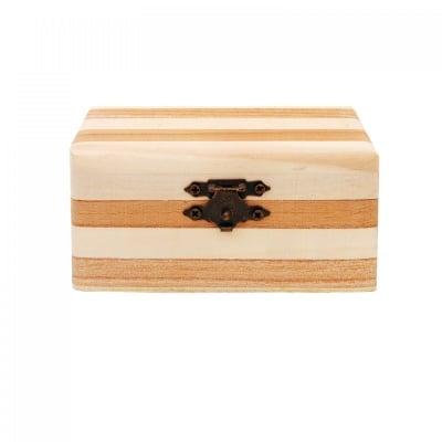 Кутия от дърво, COSMOPOLIS