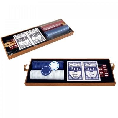 Комплект за покер на поставка