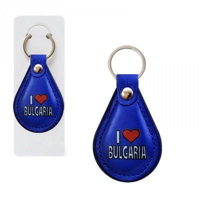 """Ключодържател """"I love BULGARIA"""""""
