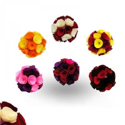 Цветни топки за декорация