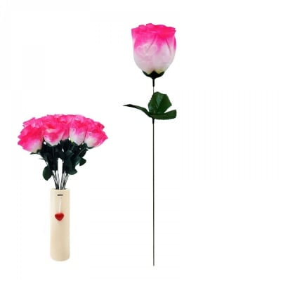 Роза I LOVE YOU * 35 см /червен/