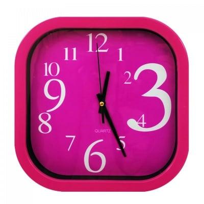 Стенен часовник /циклама/