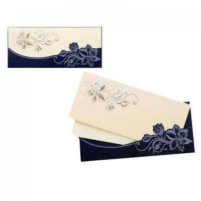 Поздравителна картичка - двойна, COSMOPOLIS