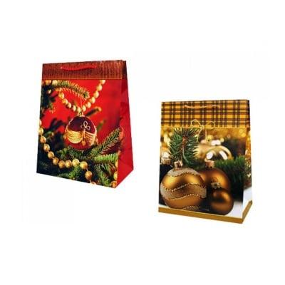 Коледни подаръчни торбички