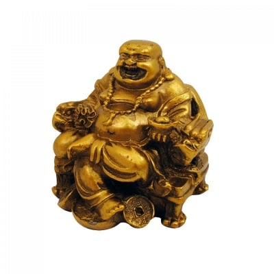 """Статуетка """"Смеещият се Буда"""""""