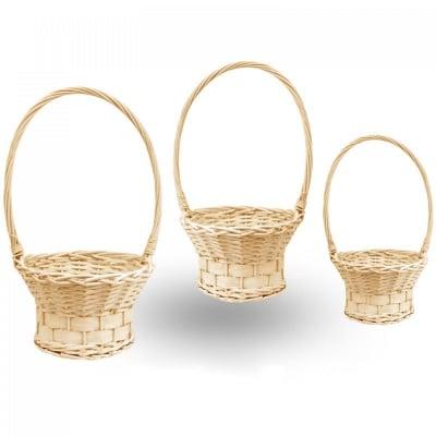 Комплект кошници - 3 бр., COSMOPOLIS