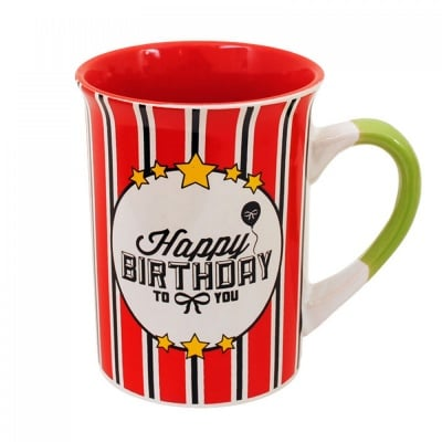 """Чаша """"Happy Birthday"""""""