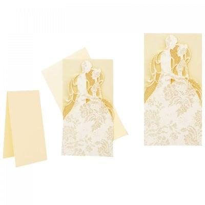 Поздравителна картичка Младоженци, COSMOPOLIS