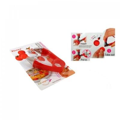 Кухненски уред за почистване на ягоди или малки домати