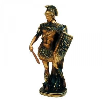 """Статуетка """"Рицар с броня и меч"""""""