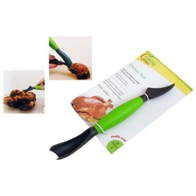 Уред за рязане и обезкостяване на пиле