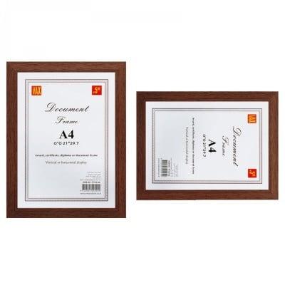 Фоторамка А4 подходяща за картини, фотографии, сертификати,дипломи, COSMOPOLIS