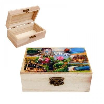 "Кутия ""BULGARIA"" /пейзажи/"