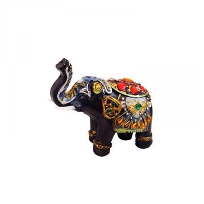 Слонче с орнаменти