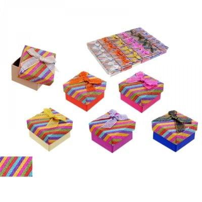 Подаръчна кутийка - брокат