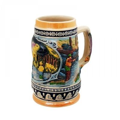 Халба за бира Риболов, COSMOPOLIS