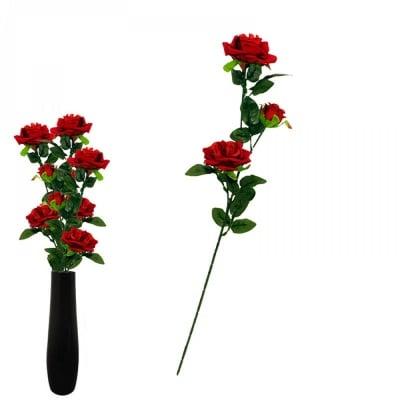 Роза с 3 цвята