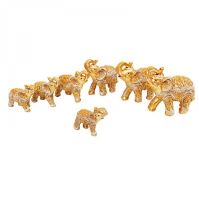 Комплект фигурки Слончета, 7 броя