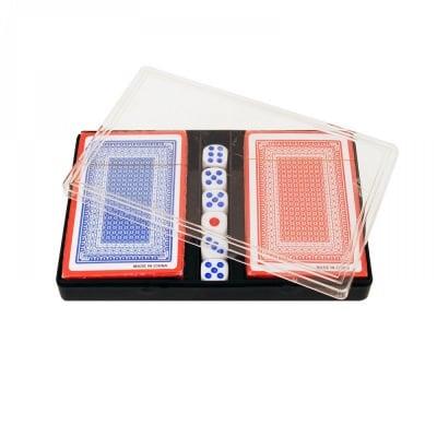 Карти за игра в кутия