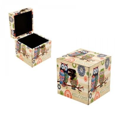 """Кутия за съхранение """"Бухалчета"""""""