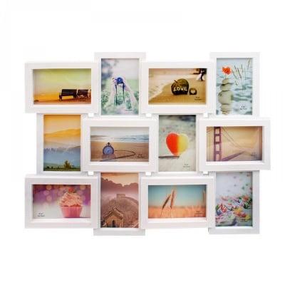 Фоторамка - Колаж за 12 снимки, COSMOPOLIS