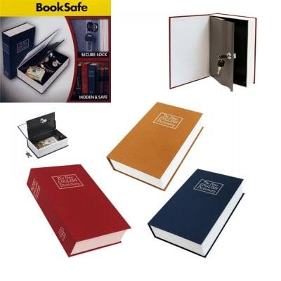 Книга - Сейф с 2 ключета