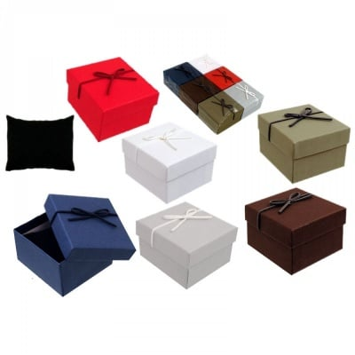Подаръчна кутийка с възглвничка
