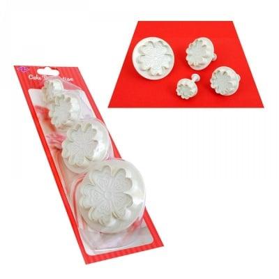 К-кт форми с бутало за декорация