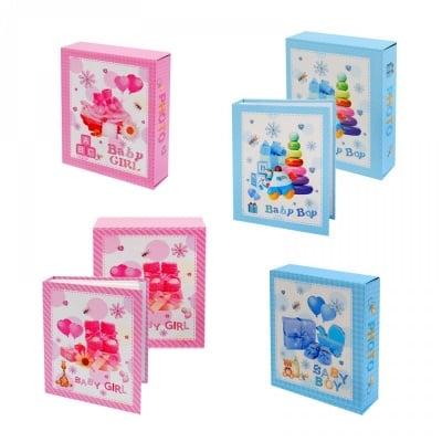 Фотоалбум кутия Бебе за 40 снимки