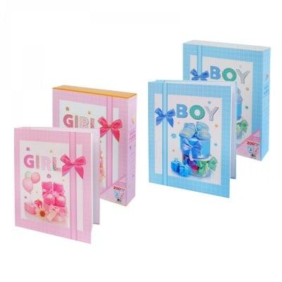 Фотоалбум кутия Бебе