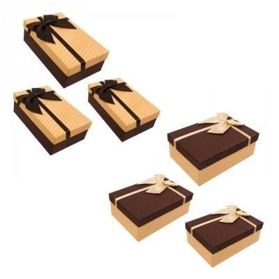 Комплект подаръчни кутии 3 в 1