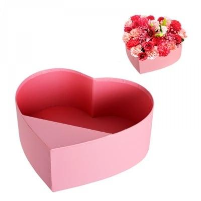 """Подаръчна кутия """"Сърце"""" /настолна/"""
