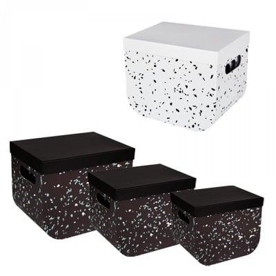 Подаръчна кутия/за съхранение 3 в 1