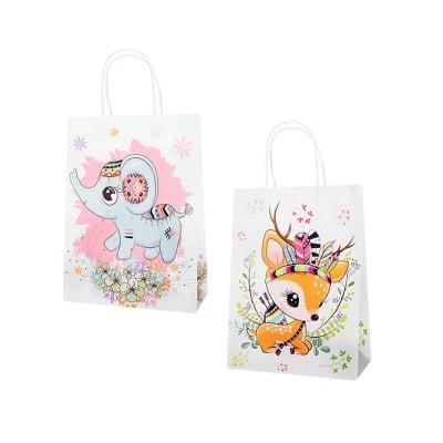 Подаръчна торбичка Животни