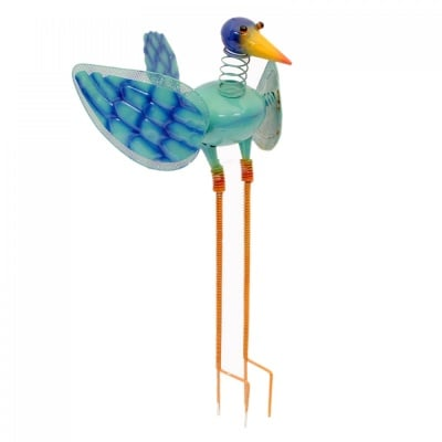 Метална птица за декорация, COSMOPOLIS