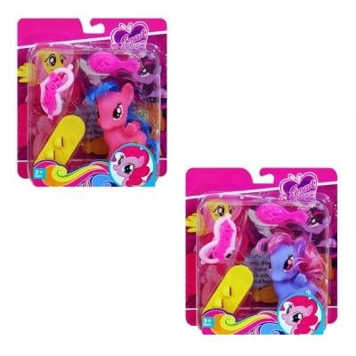 Комплект Пони със скейтборд и аксесоари