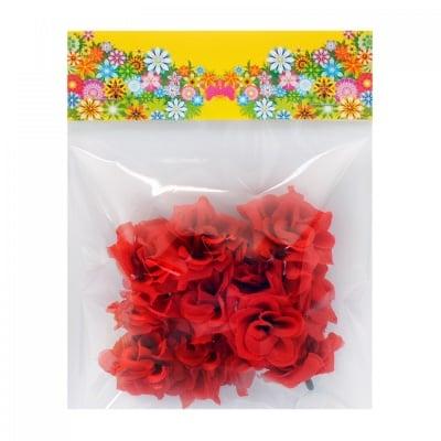 Цветя за декорация - 12 бр